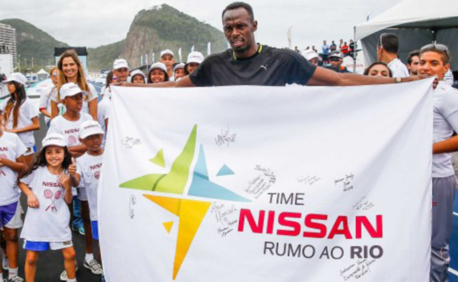 Evaluation of Nissan sponsorship activities surrounding the Olympic Games