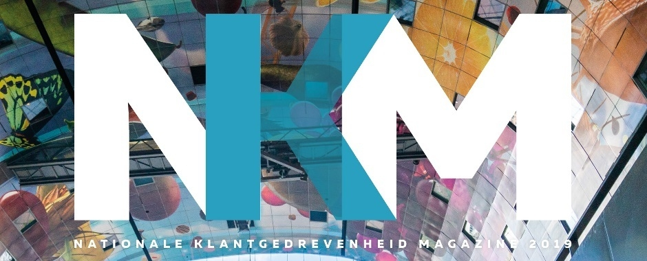 Magazine Nationale Klantgedrevenheid Monitor 2019