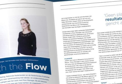 Flow Manager | Blauw Research